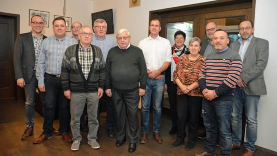 Weihnachtsfeier beim SPD-Ortsverein Rehden