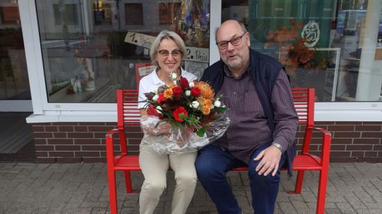 Edith Siebels und Manfred Koch