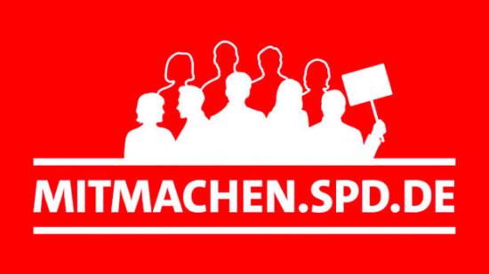 """Text """"Mitmachen.spd.de"""""""