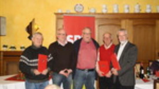 Ehrugnen SPD OV Rehden 2012